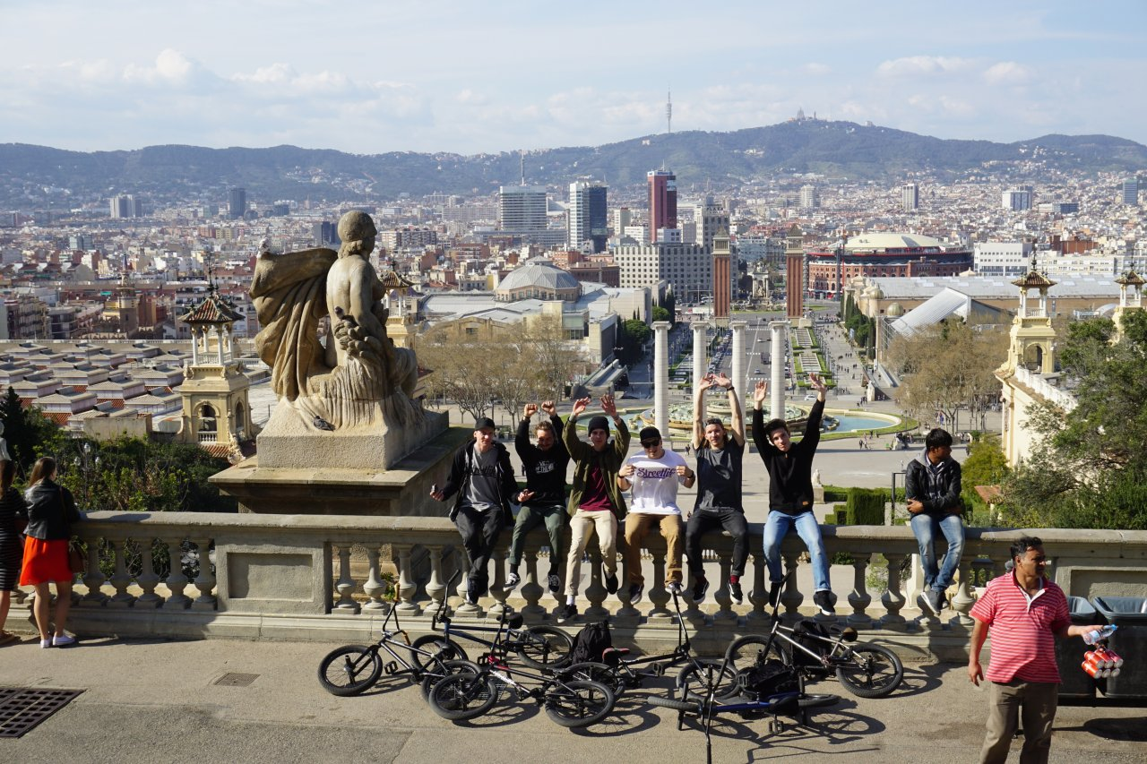 Barcelona Trippin vol.2 report